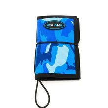 Load image into Gallery viewer, Scuba Diving Notebook 40 Waterproof Notebook Pages with 1680D Nylon Cover and Pencil