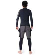 Load image into Gallery viewer, AKUANA 3mm Premium Neoprene Tech Diving Pocket Shorts Scuba Diving Wetsuit Pants
