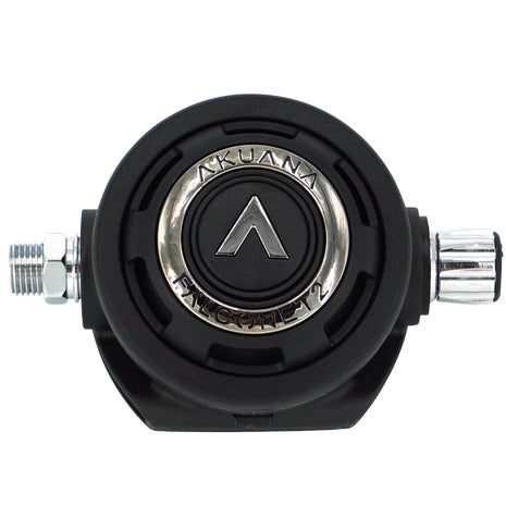 Scuba Diving Regulator 2nd Stage Multi-Color, Falconet 2 AKUANA