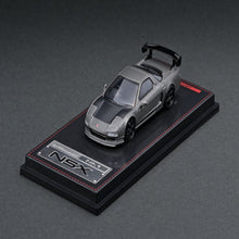 Load image into Gallery viewer, Ignition Model 1:64 Honda NSX (NA1) Titanium Gray