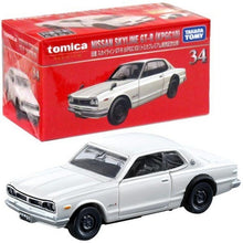 Load image into Gallery viewer, Tomica Premium 1:64 Nissan Skyline GT-R (KPGC10) #34