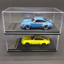 Load image into Gallery viewer, Model Collect 1:64 RWB 930 Ducktail Wing Yellow/Blue