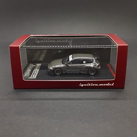 Ignition Model 1:64 Pandem Civic (EG6) Gun Metallic