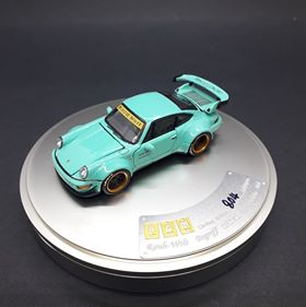 PGM 1:64 RWB Teal Lift