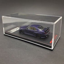 Load image into Gallery viewer, Ignition Model 1:64 Nismo R34 GT-R Z-tune Purple Mettalic