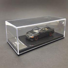 Load image into Gallery viewer, MC64 1:64 Mitsubishi Lancer Evolution lX (Matte Black)