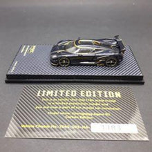 Load image into Gallery viewer, Tarmac Works 1:64 Koenigsegg Agera RS Global64 Carbon Edition