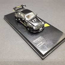 Load image into Gallery viewer, Tarmac Works 1:64 RWB 993 OBA Bone