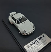 Load image into Gallery viewer, Modelcollect 1:64 RWB Porsche 930 Ducktail Wing Peral White /2000