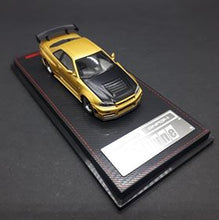 Load image into Gallery viewer, Ignition Model 1:64 Nismo R34 GT-R Z-tune Gold