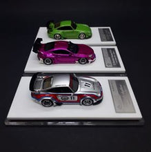 Load image into Gallery viewer, FuelMe Models 1:64 RWB Pure Jade For Set