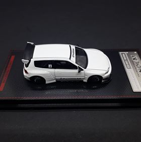 Ignition Model 1:64 Pandem Civic (EG6) White