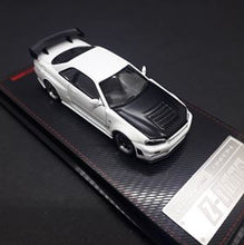 Load image into Gallery viewer, Ignition Model 1:64 Nismo R34 GT-R Z-tune White