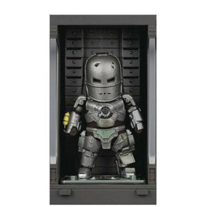 Beast Kingdom MEA-015M1 Iron Man 3 Mark I with Hall of Armor