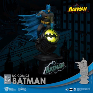 Beast Kingdom D-Stage 034 Diorama Stage Batman