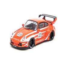 Load image into Gallery viewer, Tarmac Works 1:64 RWB 993 RWBWU