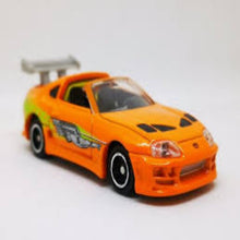 Load image into Gallery viewer, Takara Tomy 1:64 Fast & Furious / Supra Dream Tomica