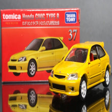 Load image into Gallery viewer, Tomica Premium 1:64 Honda Civic Type R Yellow #37