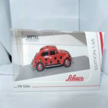 Load image into Gallery viewer, Schuco 1:64 VW Kafer (Ladybug)