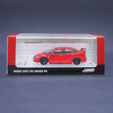 Load image into Gallery viewer, iNNO64 1:64 Honda Civic FD2 Mugen RR