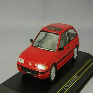 First:43 1:43 Honda Civic 1987