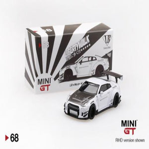Mini GT 1:64 Libertywalk #68