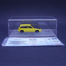 Load image into Gallery viewer, iNNO64 1:64 Malaysia Special Edition Yellow 1990