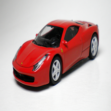 Load image into Gallery viewer, Schuco 1:64 Ferrari 458 Italia (Red)