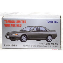 Load image into Gallery viewer, Tomytec 1:64 TLVN LV-N194a Nissan Skyline GTS25 Type X-G