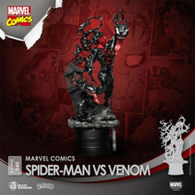 Load image into Gallery viewer, Beast Kingdom D-Stage 040 Diorama Stage Spider-Man vs Venom