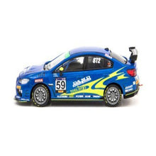 Load image into Gallery viewer, Tarmac Works 1:64 Subaru WRX STI Super Taikyu Series 2018 #59