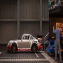 Load image into Gallery viewer, Tarmac Works 1:64 RWB 930 China Special Edition