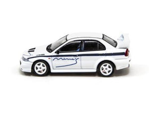 Tarmac Works 1:64 Mitsubishi Lancer Evolution VI / Tuned by Mine's