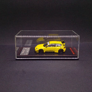 Ignition Model 1:64 Pandem Civic (EG6) Yellow