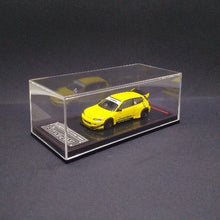 Load image into Gallery viewer, Ignition Model 1:64 Pandem Civic (EG6) Yellow