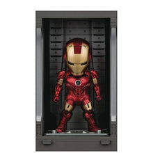 Load image into Gallery viewer, Beast Kingdom MEA-015M4 Iron Man 3 Mark IV with Hall of Armor