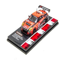 Load image into Gallery viewer, Tarmac Works 1:64 Nissan GT-R Nismo GT3 Nürburgring 24hours 2019 #45