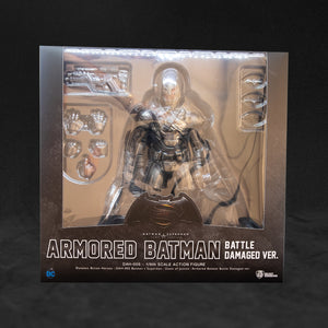 Beast Kingdom DAH-005 Batman v Superman Dawn of Justice | Armored Batman Battle Damaged