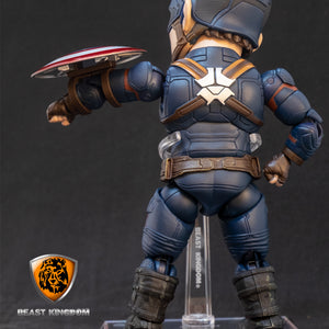 Beast Kingdom EAA-029 Captain America 3: Civil War | Captain America