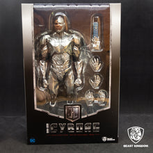 Load image into Gallery viewer, Beast Kingdom DAH-008 Justice League | Cyborg