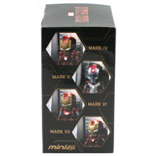 Load image into Gallery viewer, Beast Kingdom MEA-015M5 Iron Man 3 Mark V with Hall of Armor