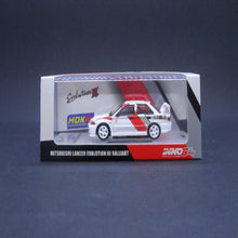Load image into Gallery viewer, iNNO64 1:64 Mitsubishi Lancer Evolution III Ralliart