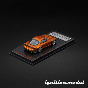 Ignition Model 1:64 Rocket Bunny RX-7 Orange Metallic (FD3S)