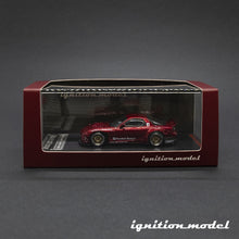 Load image into Gallery viewer, Ignition Model 1:64 Rocket Bunny RX-7 Red Metallic (FD3S)