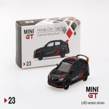 Load image into Gallery viewer, Mini GT 1:64 Honda Civic Type-R #23