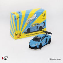 Load image into Gallery viewer, Mini GT 1:64 Libertywalk #57