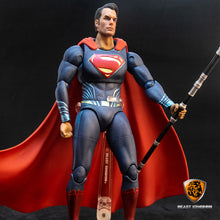 Load image into Gallery viewer, Beast Kingdom DAH-003 Batman v Superman Dawn of Justice | Superman