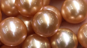 The Latest Breakthrough in Pearl Research: Dark Golden Edison Pearls