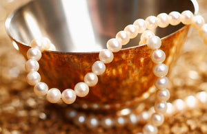4 Tips for Keeping Your Pearl Jewelry Lustrous