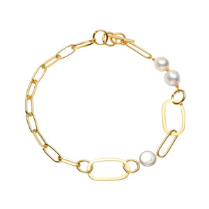 Fashion Baroque Pearl Chocker